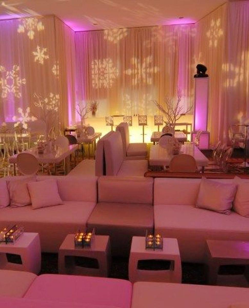 Beautiful Winter Wonderland Lighting Ideas For Outdoor And Indoor Decor 13
