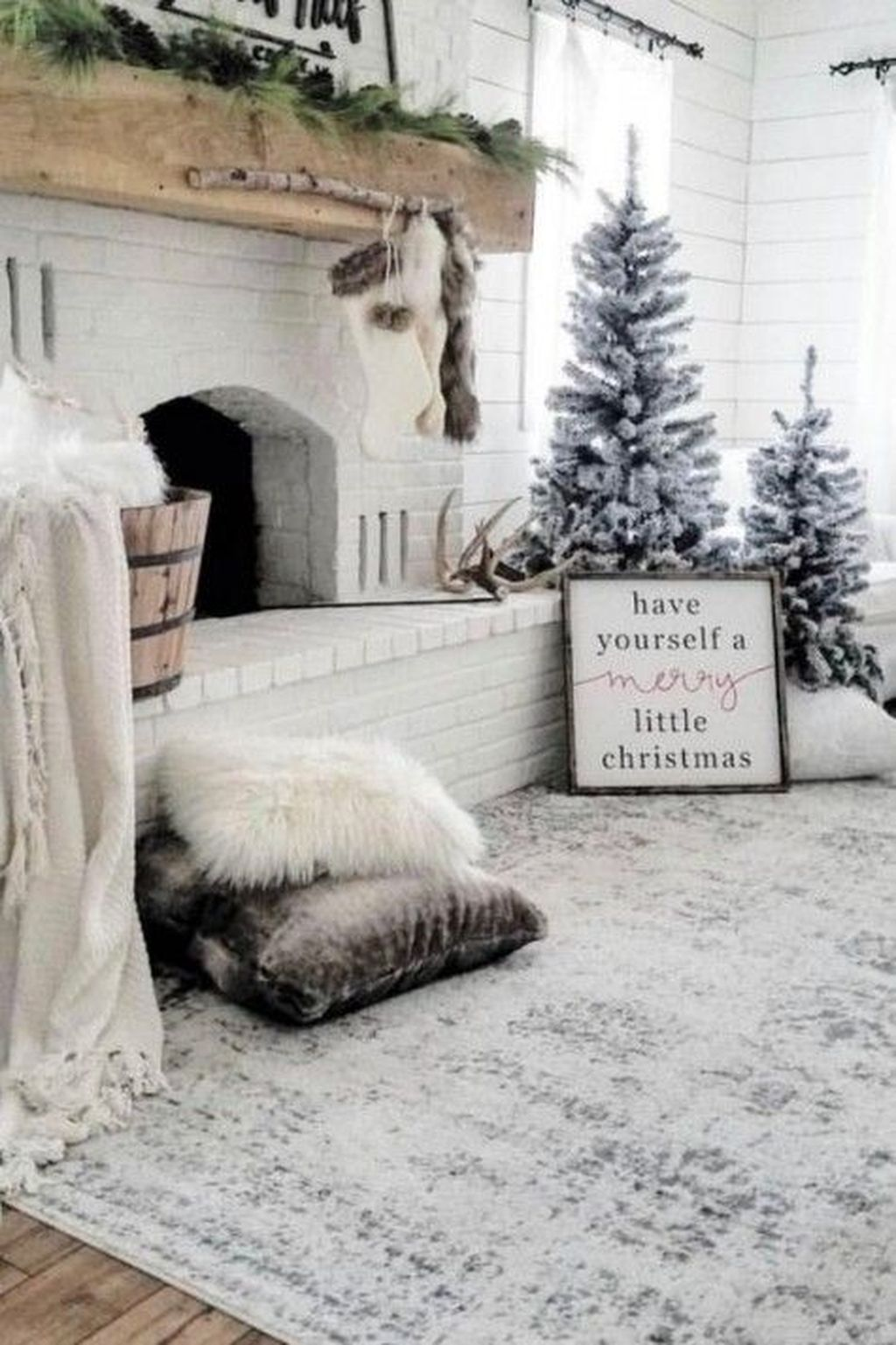 Fabulous Winter Home Decor Ideas You Should Copy Now 12
