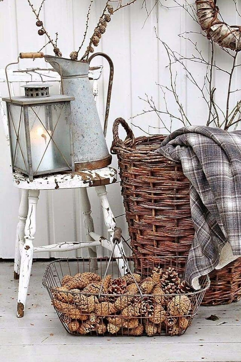 Fabulous Winter Home Decor Ideas You Should Copy Now 30