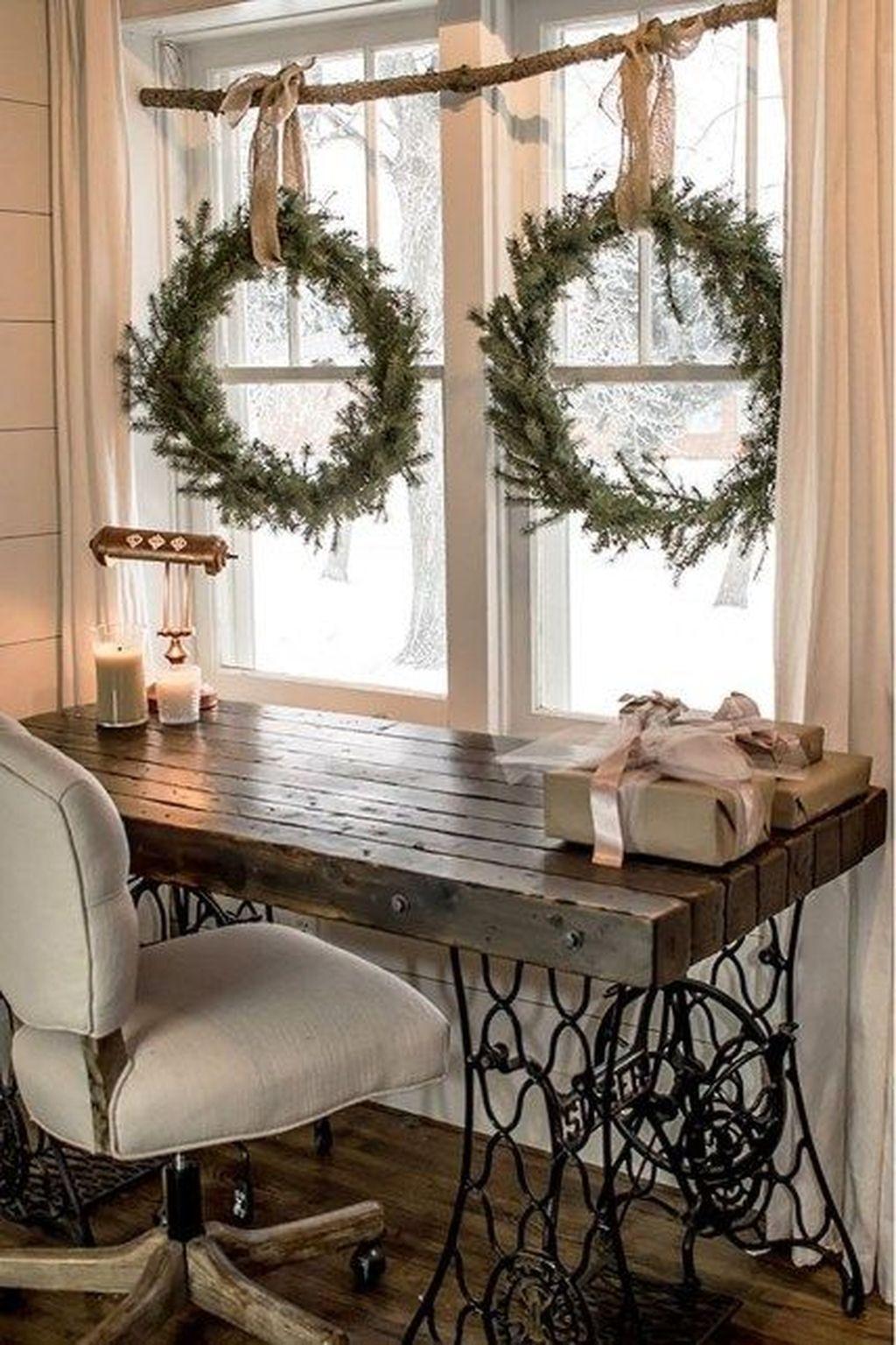 Fabulous Winter Home Decor Ideas You Should Copy Now 46