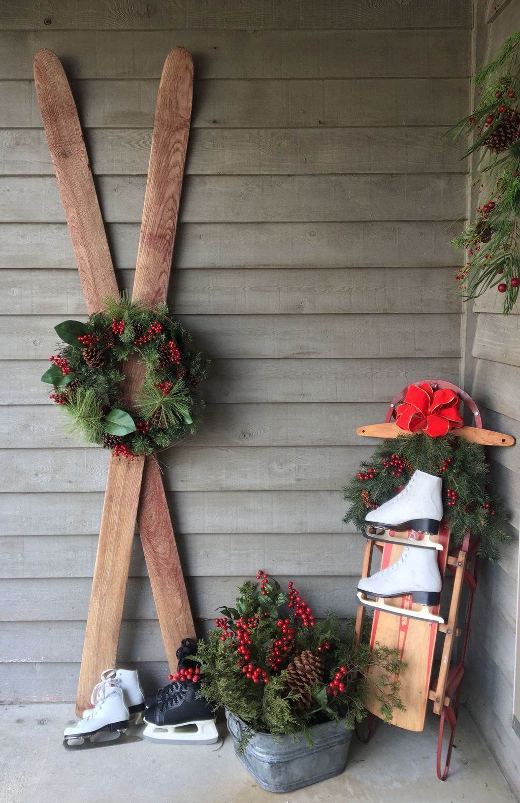 Popular Outdoor Decor Ideas For This Winter 11