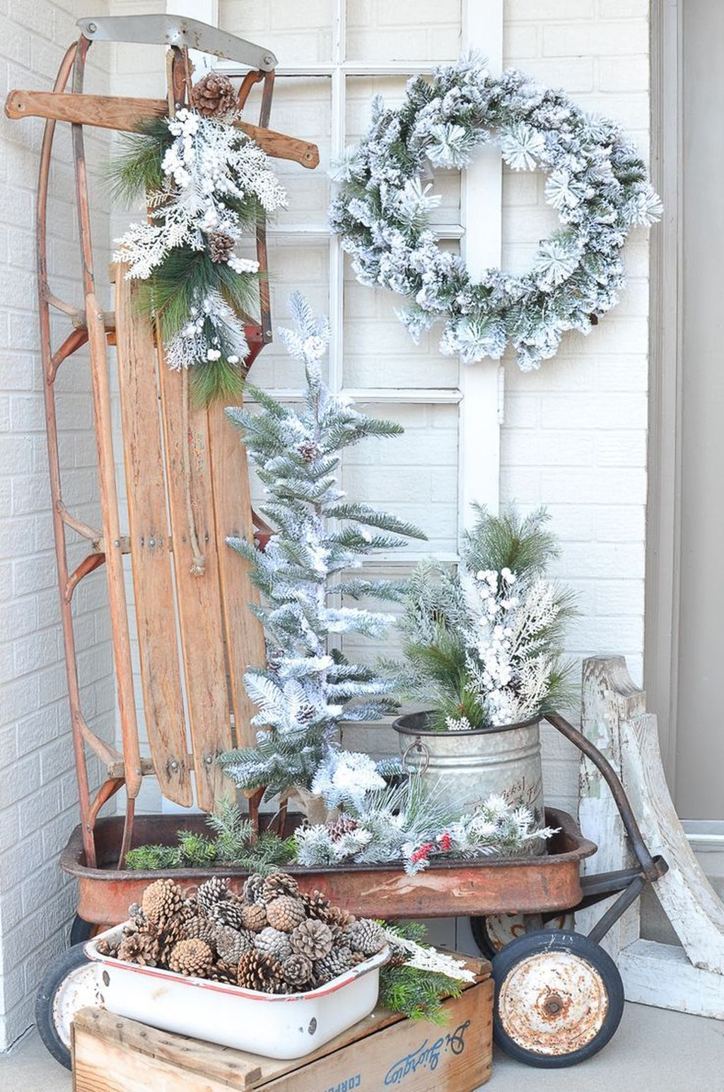 Popular Outdoor Decor Ideas For This Winter 14