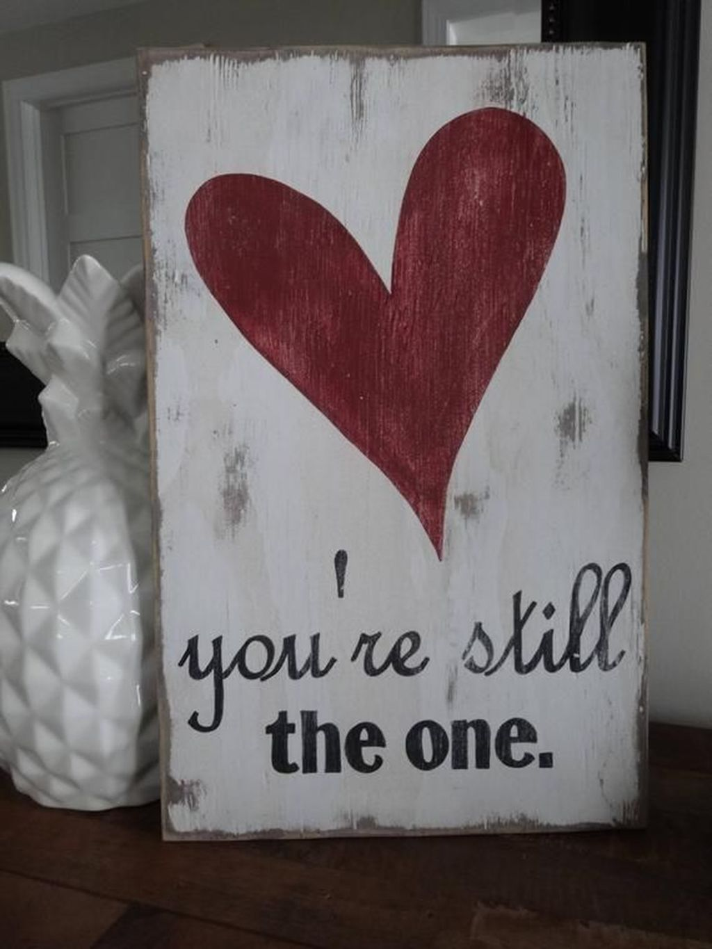 Inspiring Valentine Crafts Ideas For Your Home Decor 25