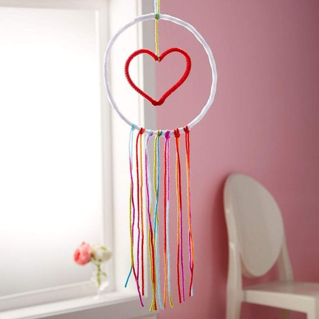 Inspiring Valentine Crafts Ideas For Your Home Decor 28