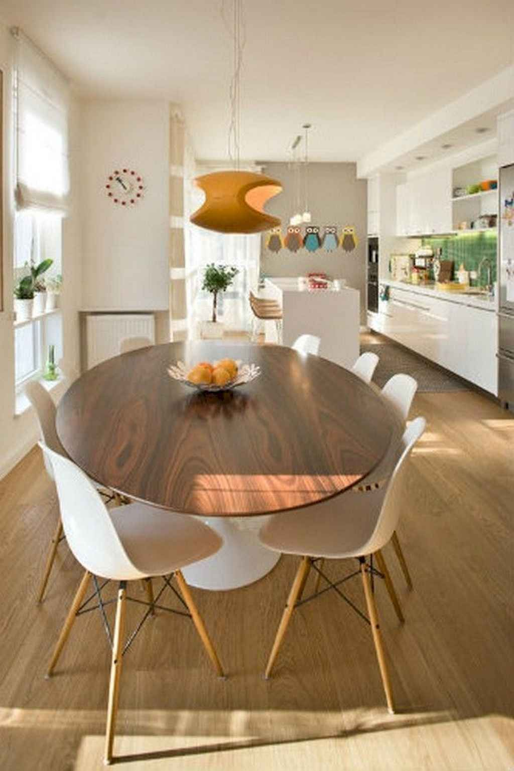 Popular Contemporary Dining Room Design Ideas 38