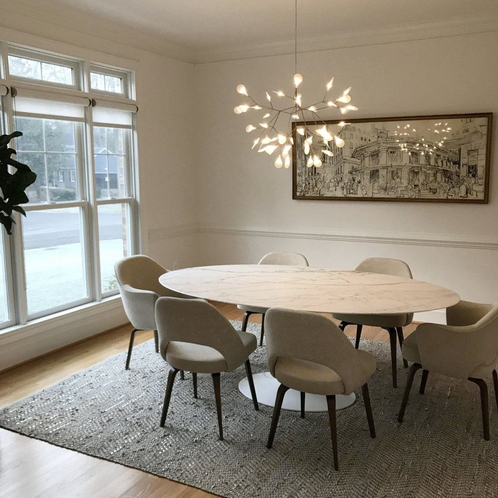 Amazing Modern Dining Room Design Ideas You Will Love 26