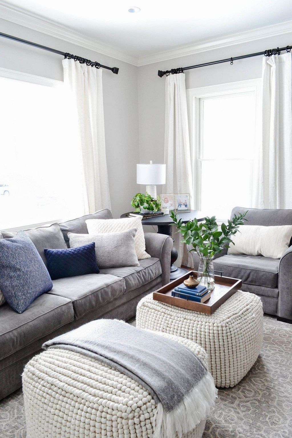 Awesome Minimalist Contemporary Living Room Decor Ideas 18