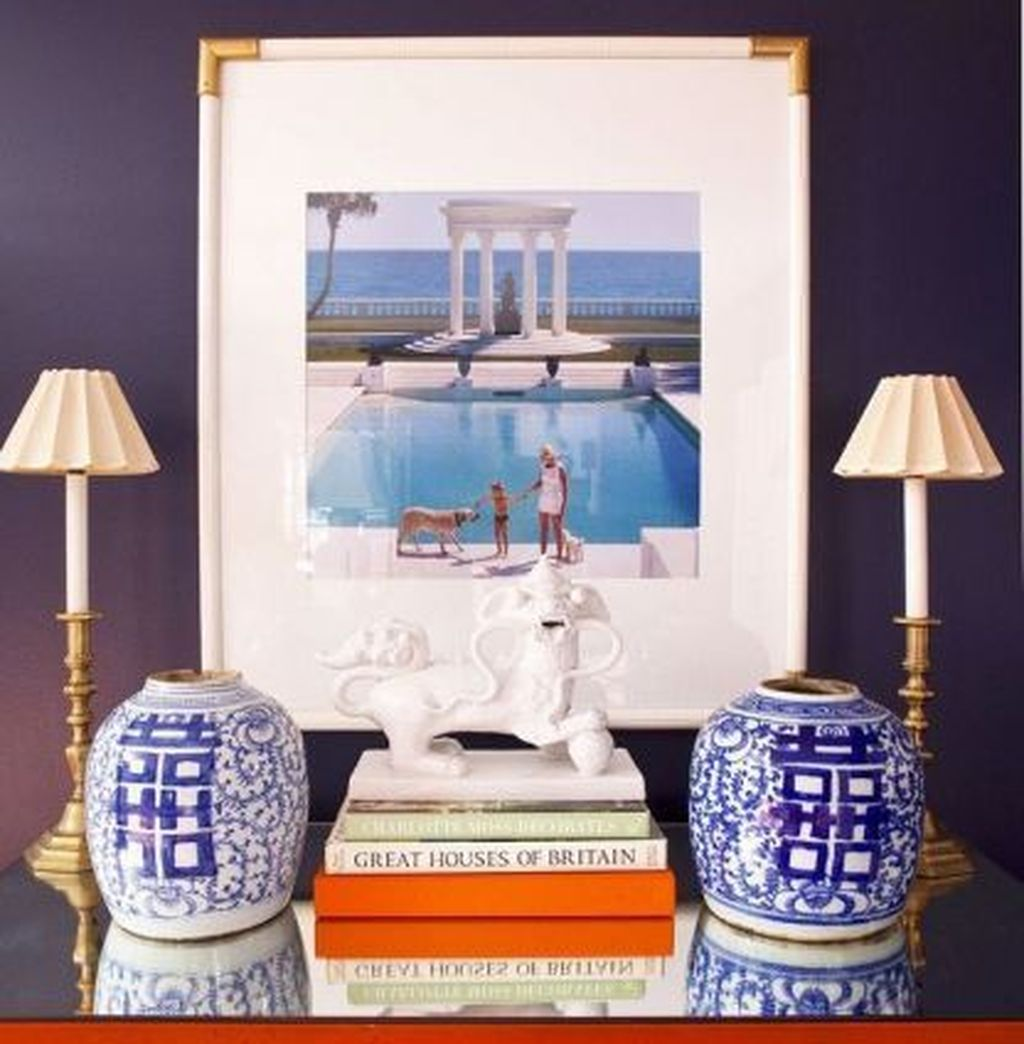 Beautiful Ginger Jars Decor Ideas For Living Rooms 05