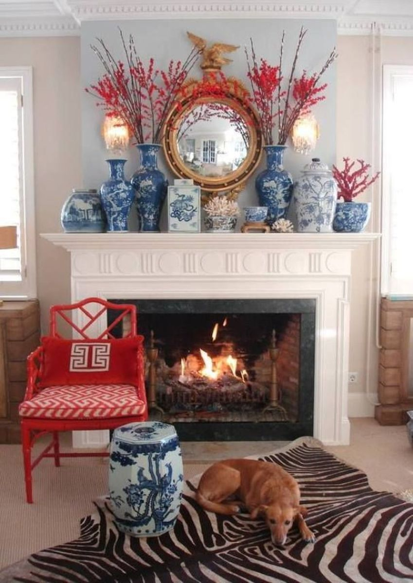Beautiful Ginger Jars Decor Ideas For Living Rooms 19