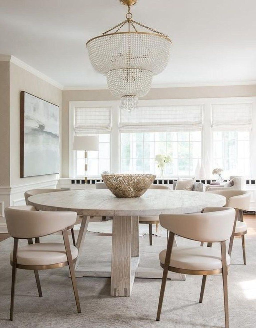 Fabulous Contemporary Dining Room Decorating Ideas 05