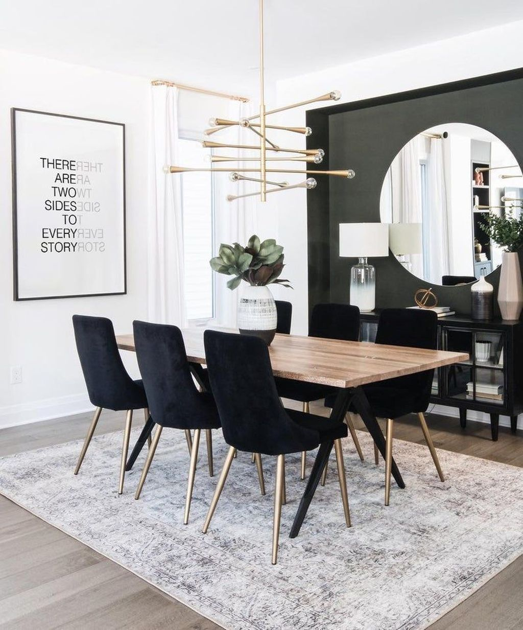 Fabulous Contemporary Dining Room Decorating Ideas 15