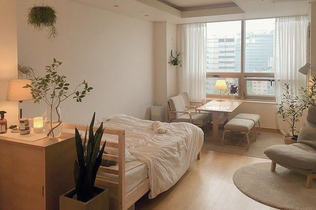 Fabulous Small Apartment Bedroom Design Ideas 10