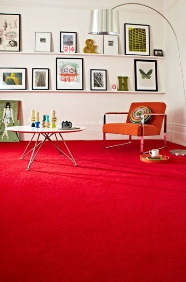 Fascinating Living Room With Carpet Decorating Ideas 25