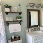 Fascinating Simple Apartment Bathroom Decor Ideas 24 Homyhomee