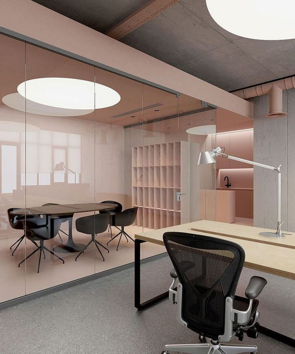 Gorgeous Modern Office Interior Design Ideas You Never Seen Before 04