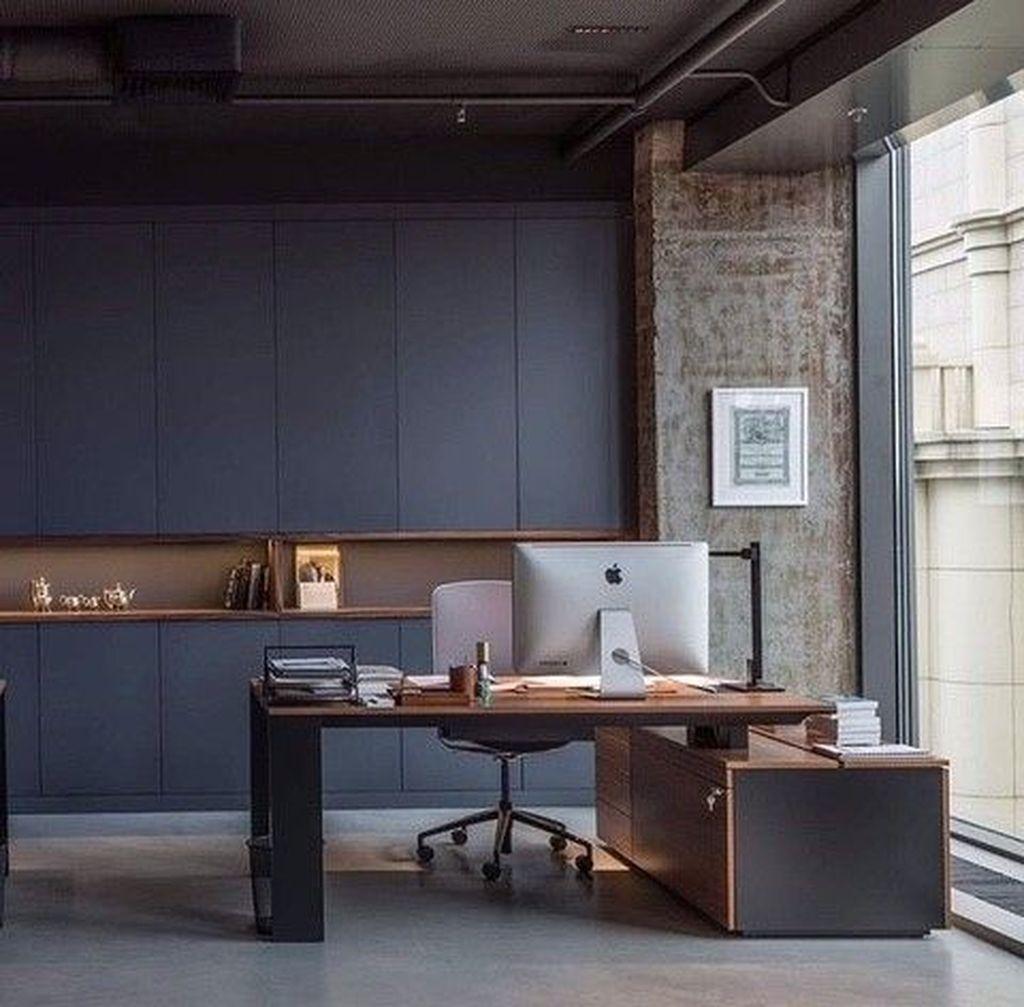 Gorgeous Modern Office Interior Design Ideas You Never Seen Before 13