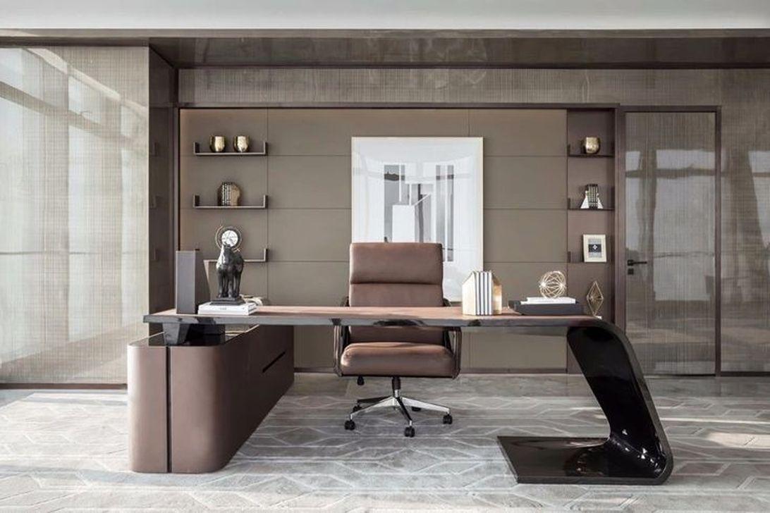 Gorgeous Modern Office Interior Design Ideas You Never Seen Before 31