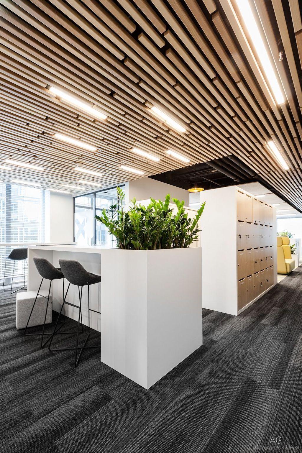 Gorgeous Modern Office Interior Design Ideas You Never Seen Before 34