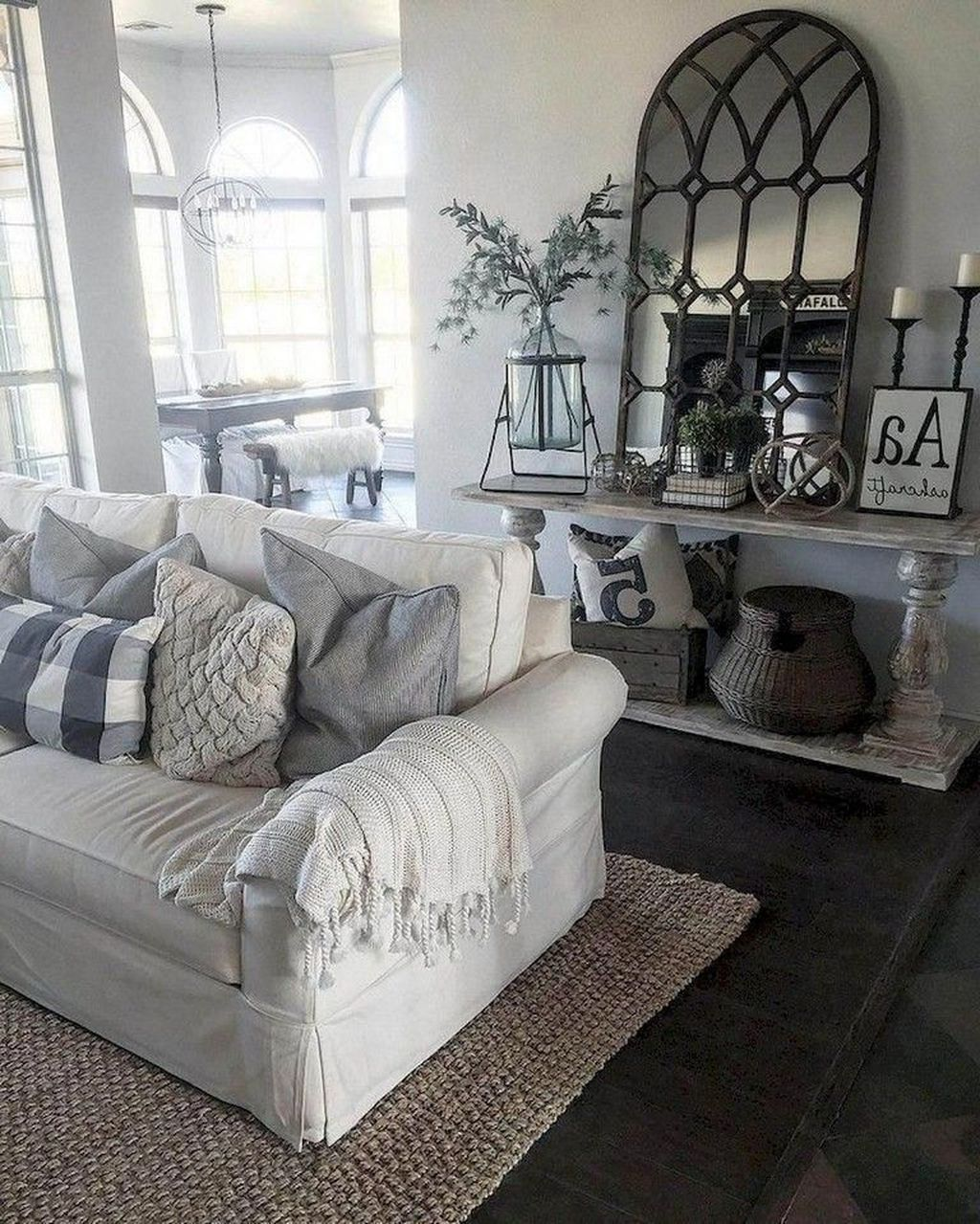 Inspiring Living Room Furniture Ideas Look Beautiful 19