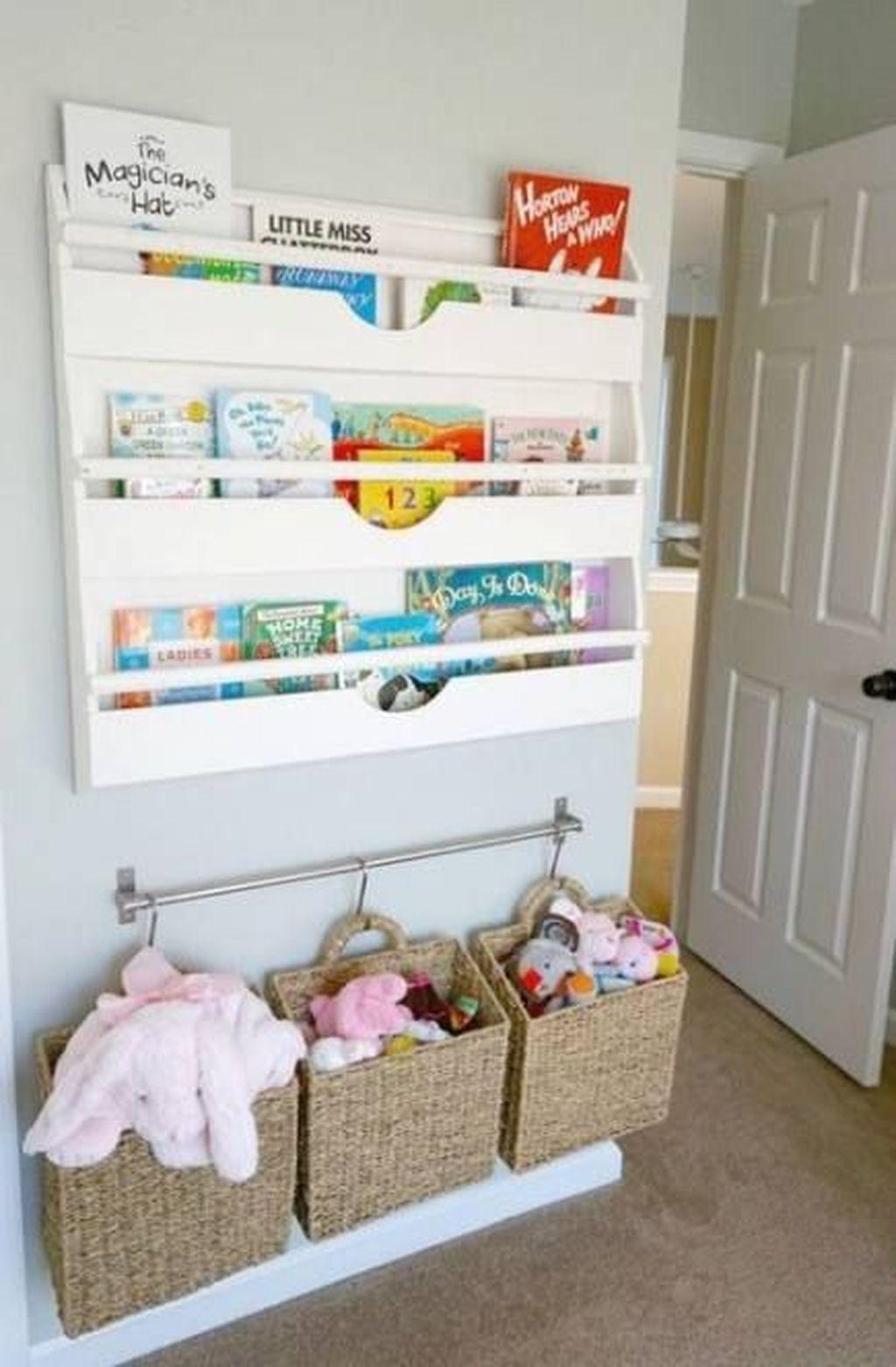 Inspiring Toy Storage Design Ideas 08