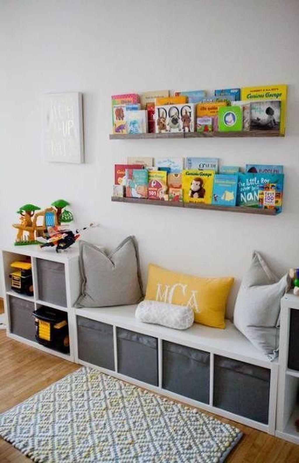 Inspiring Toy Storage Design Ideas 15