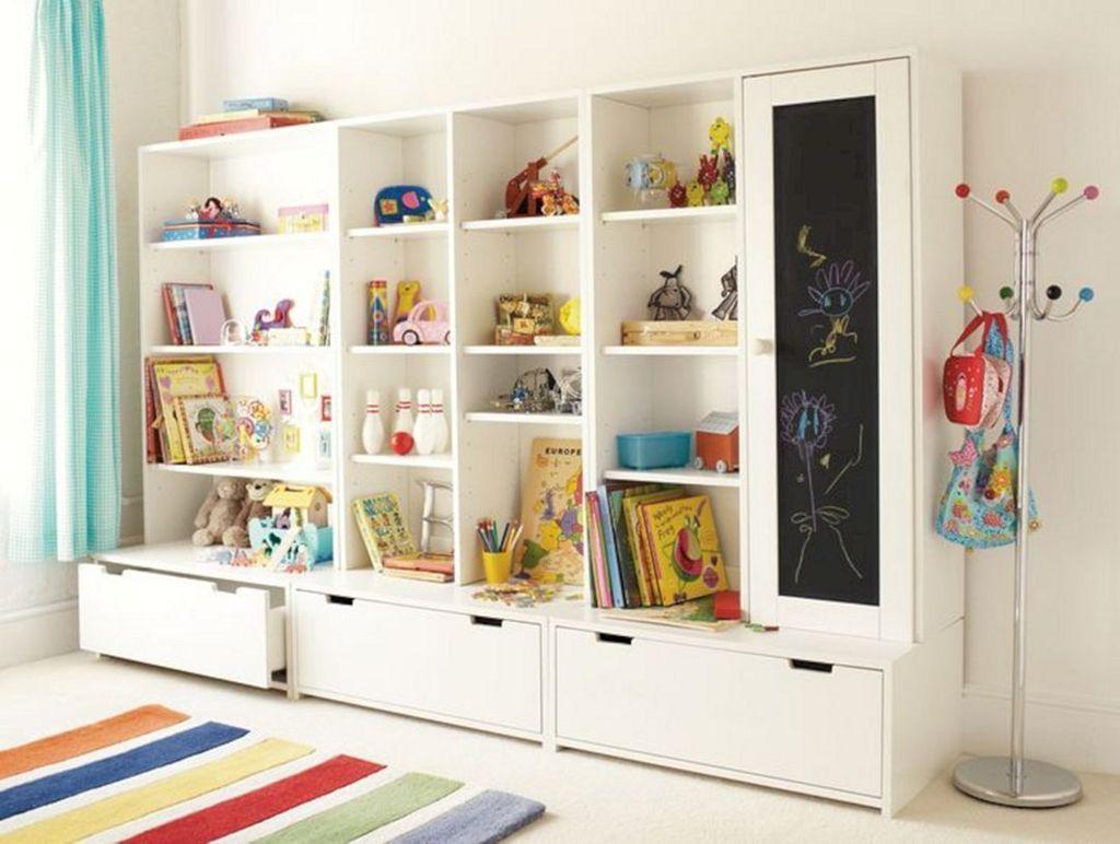 Inspiring Toy Storage Design Ideas 16