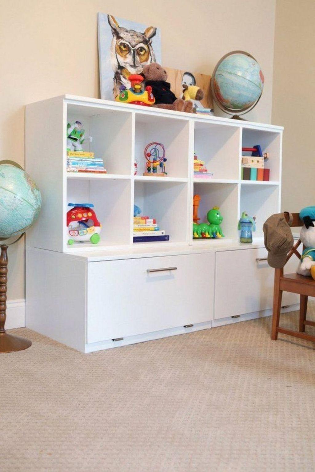 Inspiring Toy Storage Design Ideas 18