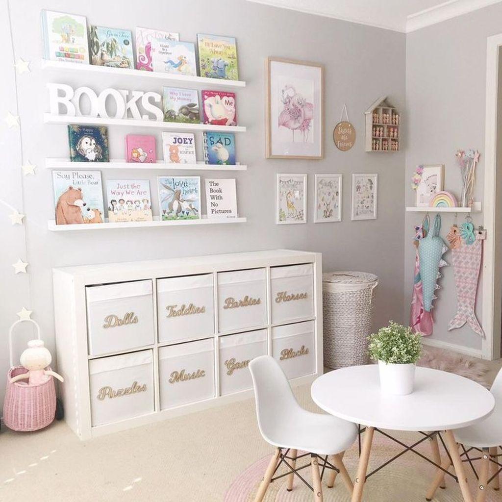 Inspiring Toy Storage Design Ideas 23