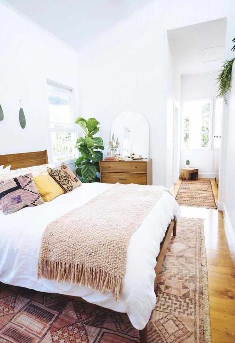 Lovely Boho Chic Bedroom Decor Idea 25