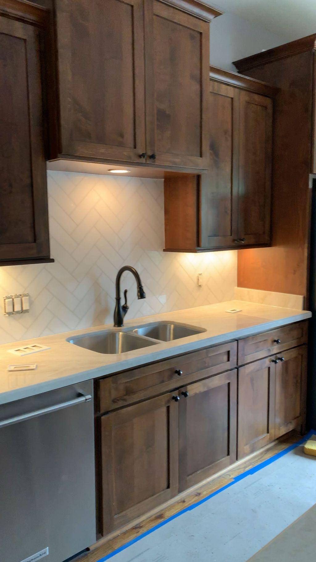 Nice Rustic Farmhouse Kitchen Cabinets Design Ideas 32 ... on Rustic:yucvisfte_S= Farmhouse Kitchen Ideas  id=32835