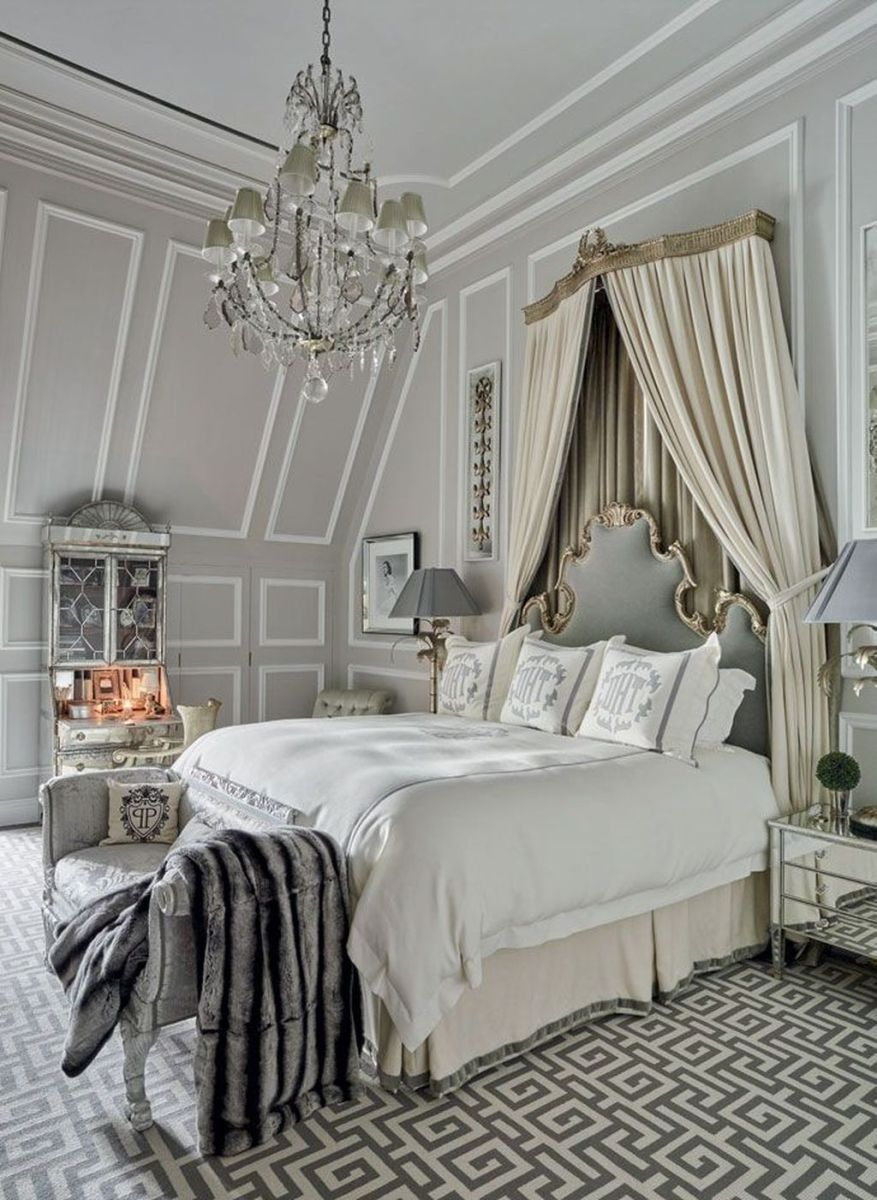 Stunning French Bedroom Decor Ideas That Will Inspire You 17