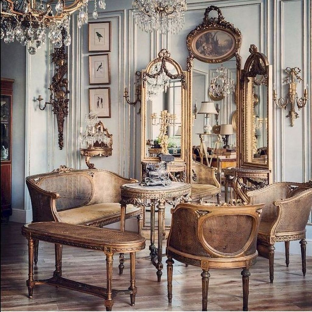 Stunning French Home Decor Ideas That You Definitely Like 06