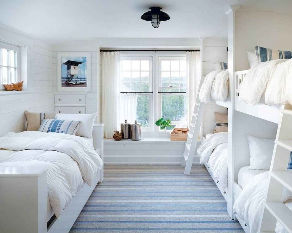 The Best Lake House Bedroom Design And Decor Ideas 17