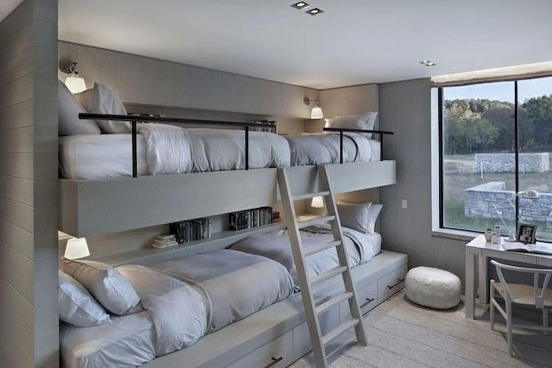 The Best Lake House Bedroom Design And Decor Ideas 24