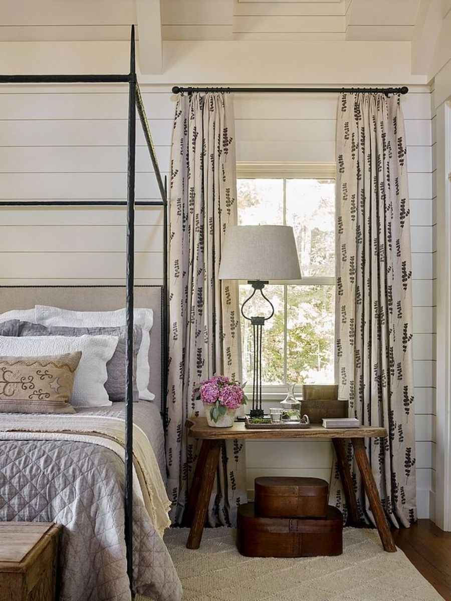 The Best Lake House Bedroom Design And Decor Ideas 30