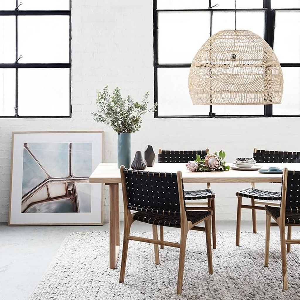 Admirable Dining Chair Design Ideas You Must Have 14