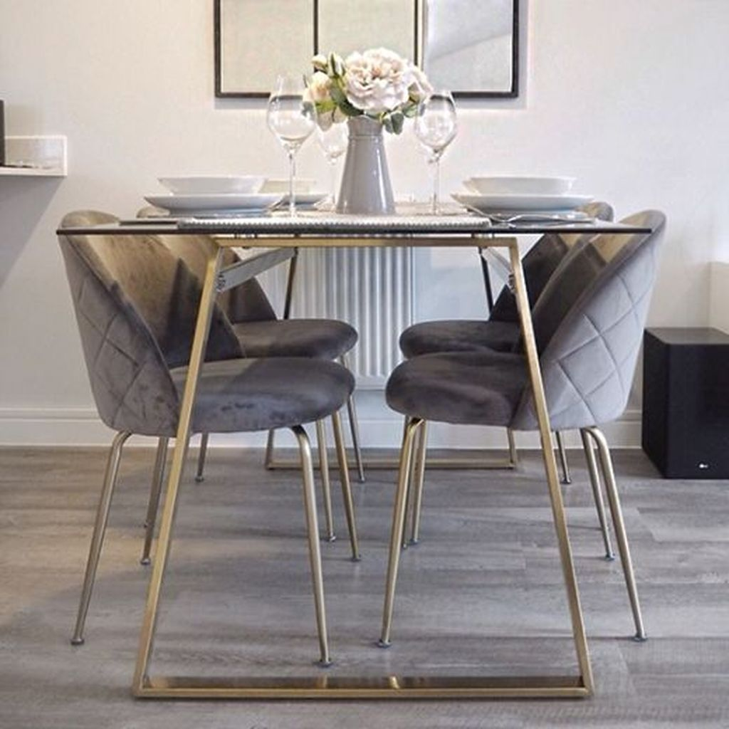 Admirable Dining Chair Design Ideas You Must Have 23