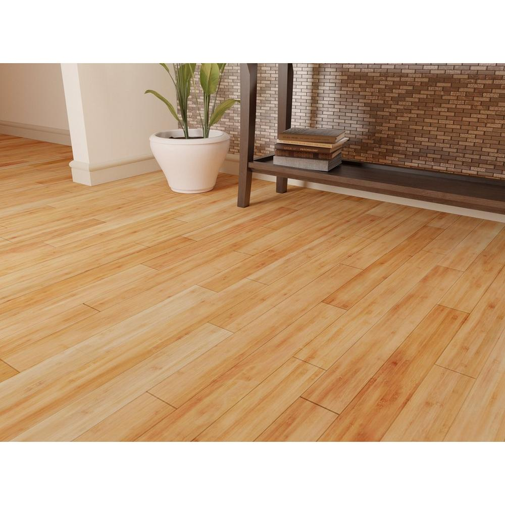 Amazing Bamboo Flooring Ideas For Living Room 19
