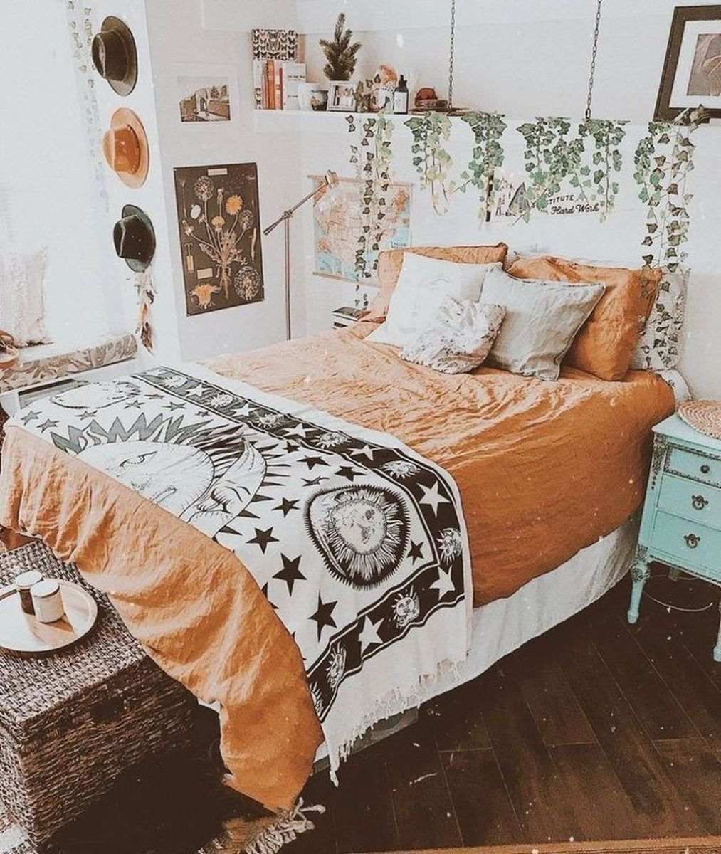 Awesome Boho Chic Bedroom Decor Ideas 03