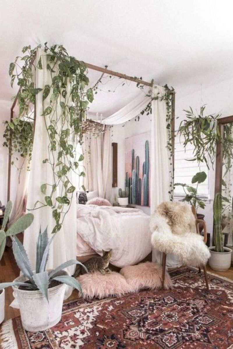 Awesome Boho Chic Bedroom Decor Ideas 07