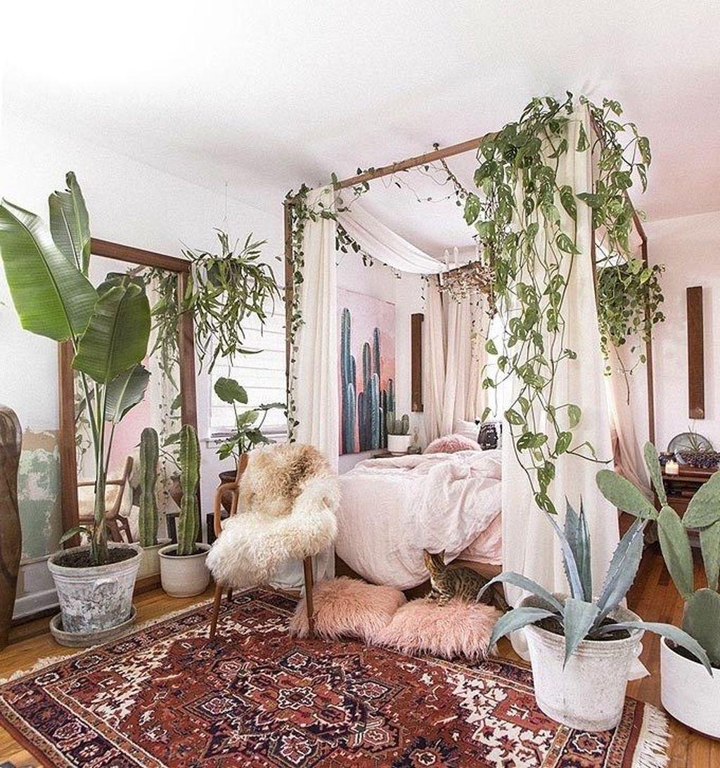 Awesome Boho Chic Bedroom Decor Ideas 09