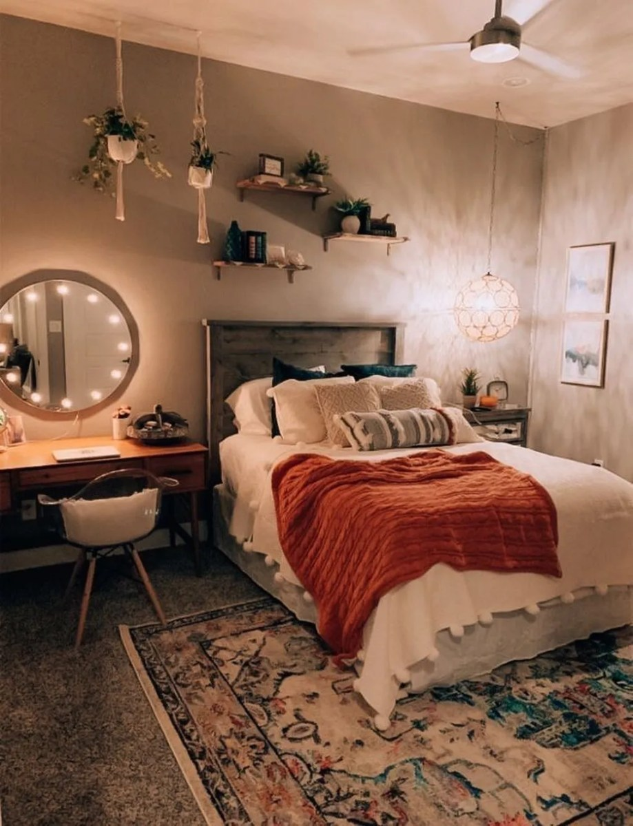 Awesome Boho Chic Bedroom Decor Ideas 11