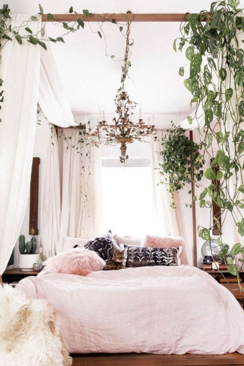 Awesome Boho Chic Bedroom Decor Ideas 17