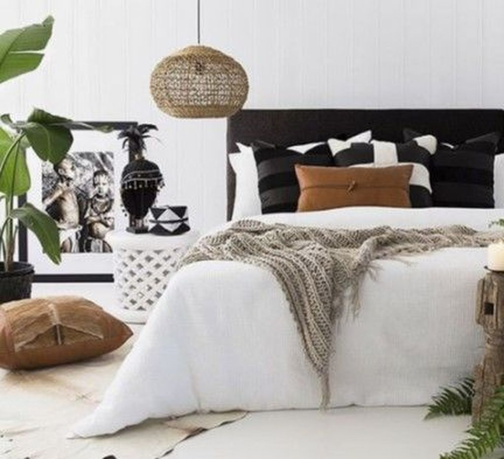Awesome Boho Chic Bedroom Decor Ideas 22