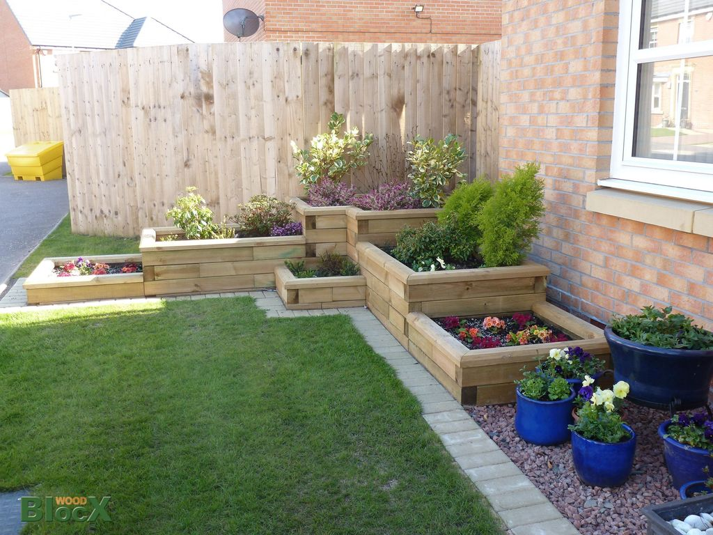 32 Beautiful Garden Design Ideas On a Budget - HOMYHOMEE on Garden Design Ideas On A Budget  id=48126