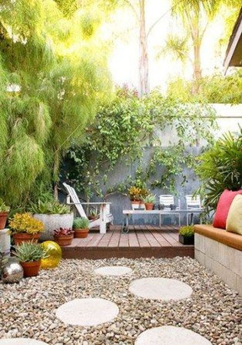 Beautiful Garden Design Ideas On A Budget 07