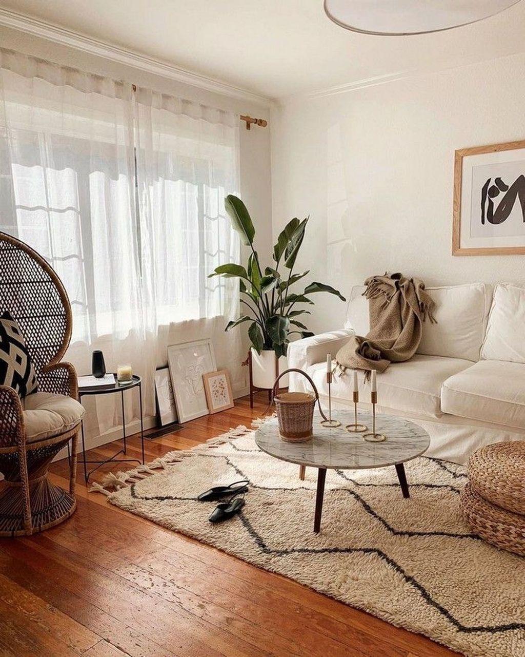 Best Neutral Living Room Decor Ideas 03
