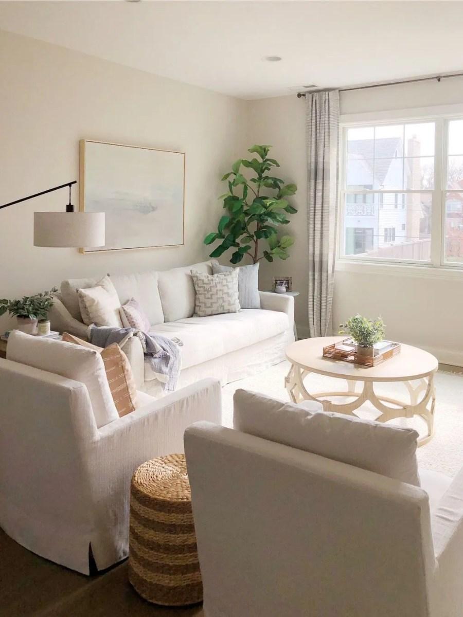 Best Neutral Living Room Decor Ideas 08