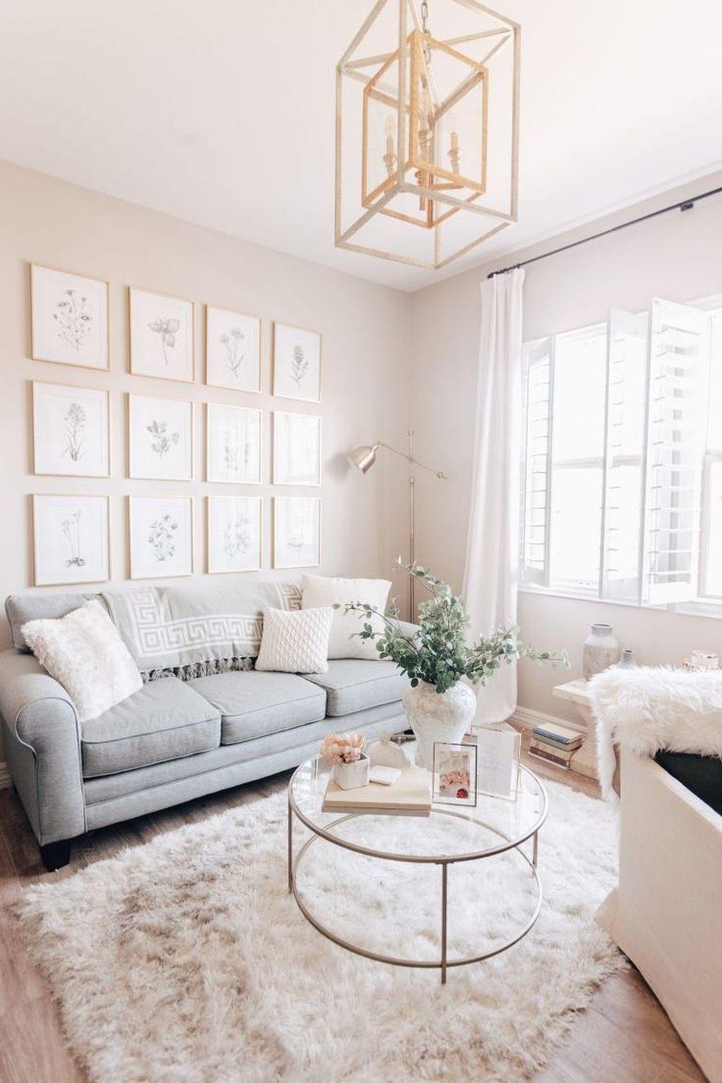 Best Neutral Living Room Decor Ideas 09