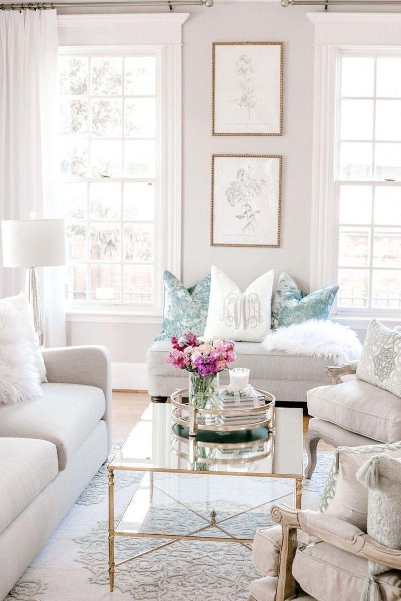 Best Neutral Living Room Decor Ideas 14
